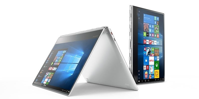 Lenovo Yoga 910-13IKB 80VF 2 in 1 PC
