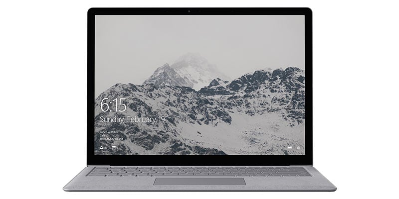 Microsoft Surface Laptop Christmas Deal