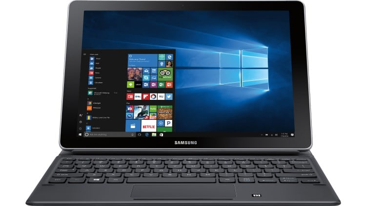 Samsung Galaxy Book 10 Christmas Offer