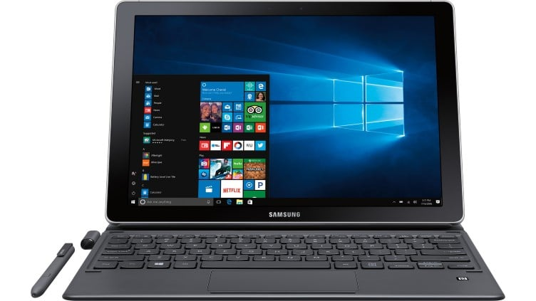 Save $130 on Samsung Galaxy Book 12