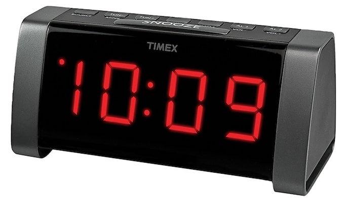 Timex T235BYC Alarm Clock Radio