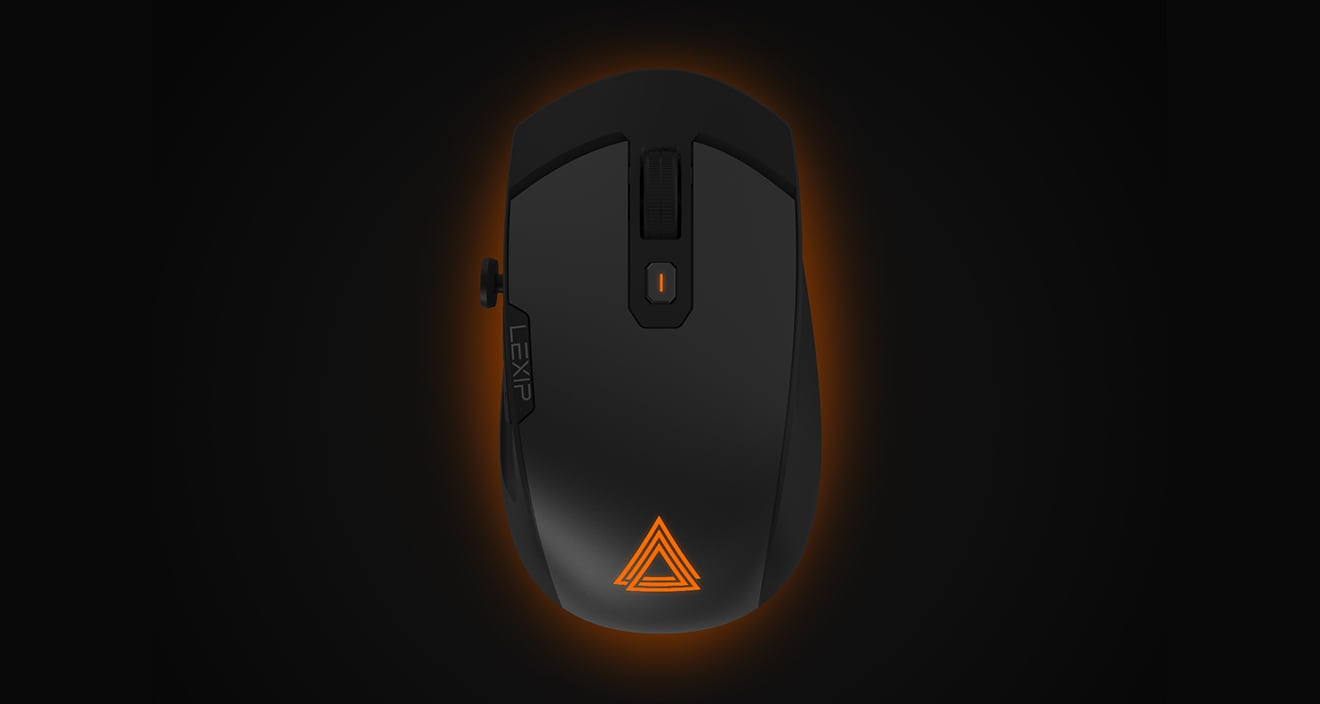 Lexip: A New Mouse That Aims to Revolutionize Gaming