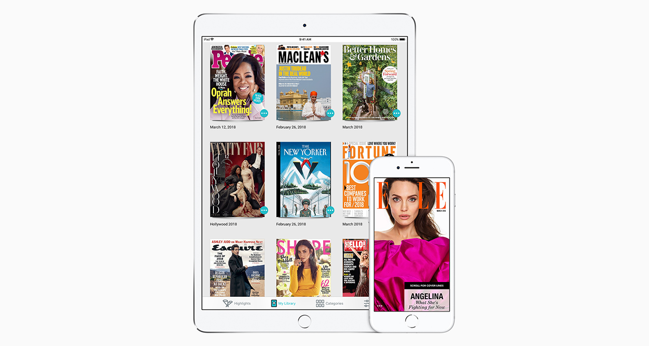 Apple's Latest Acquisition is the Digital Magazine Service 'Texture'