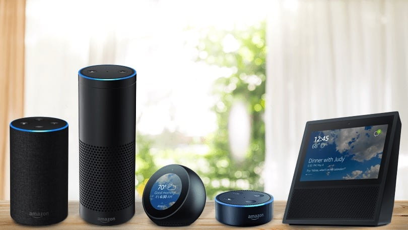 All Amazon Echo Devices