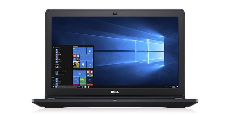 Save $140 on Your Order of Dell Inspiron 15 5000 5577 Gaming Laptop