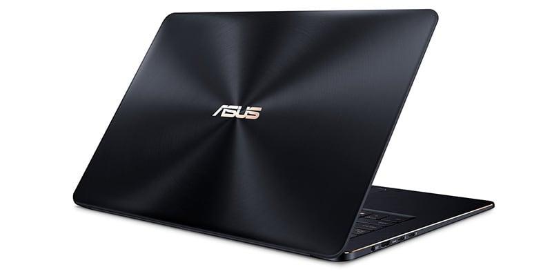 ASUS ZenBook Pro 15 UX550GD Laptop