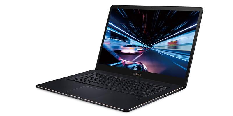 ASUS ZenBook Pro 15 UX550GD Tech Specs