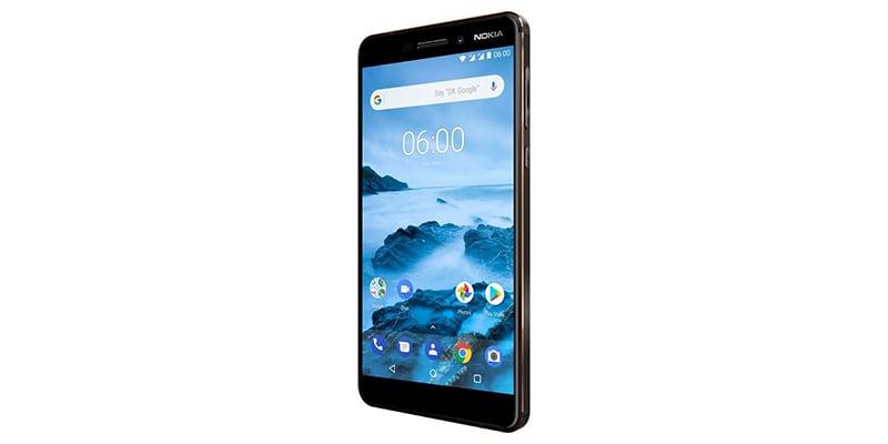Nokia 6.1 2018 Model Tech Specs