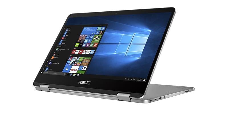 ASUS VivoBook TP401NA-YS02 Review