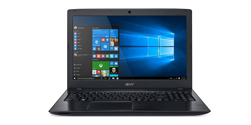 Acer Aspire E 15 E5-576-392H Laptop Review