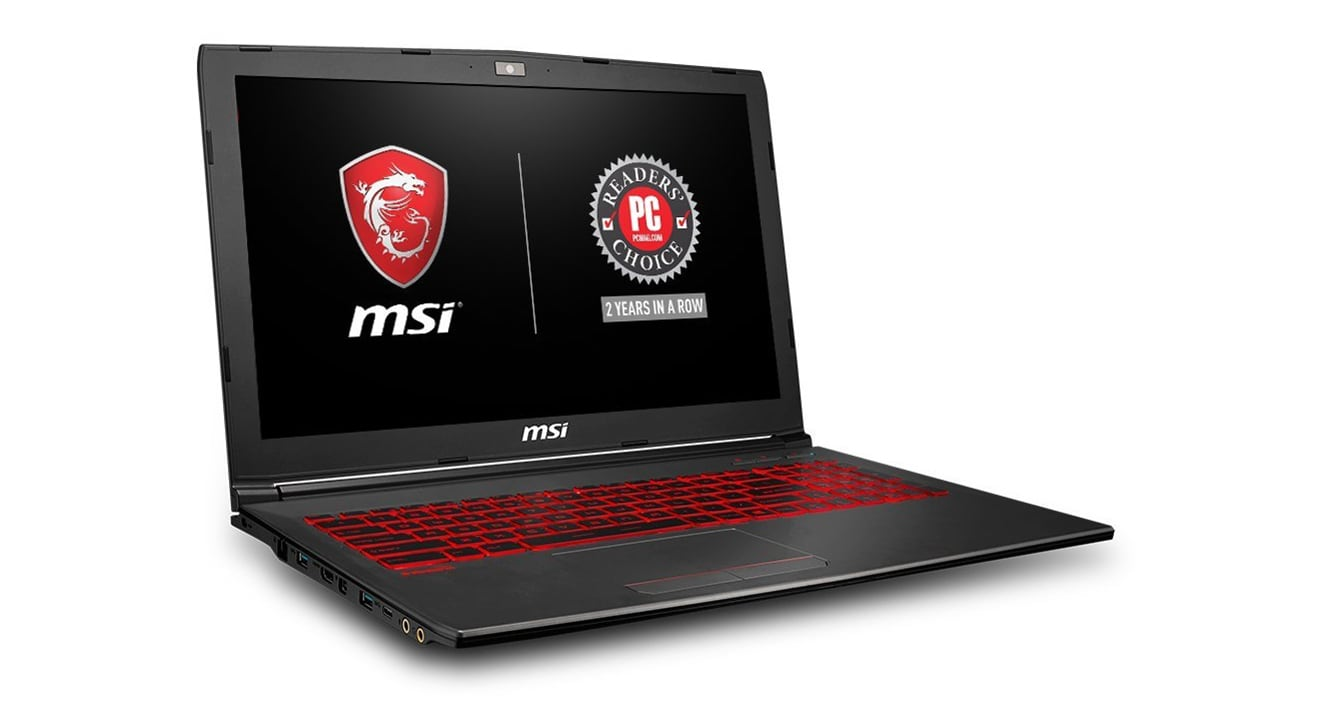 MSI GV62 8RD-200 Is the Affordable Gaming Laptop Were Waiting For