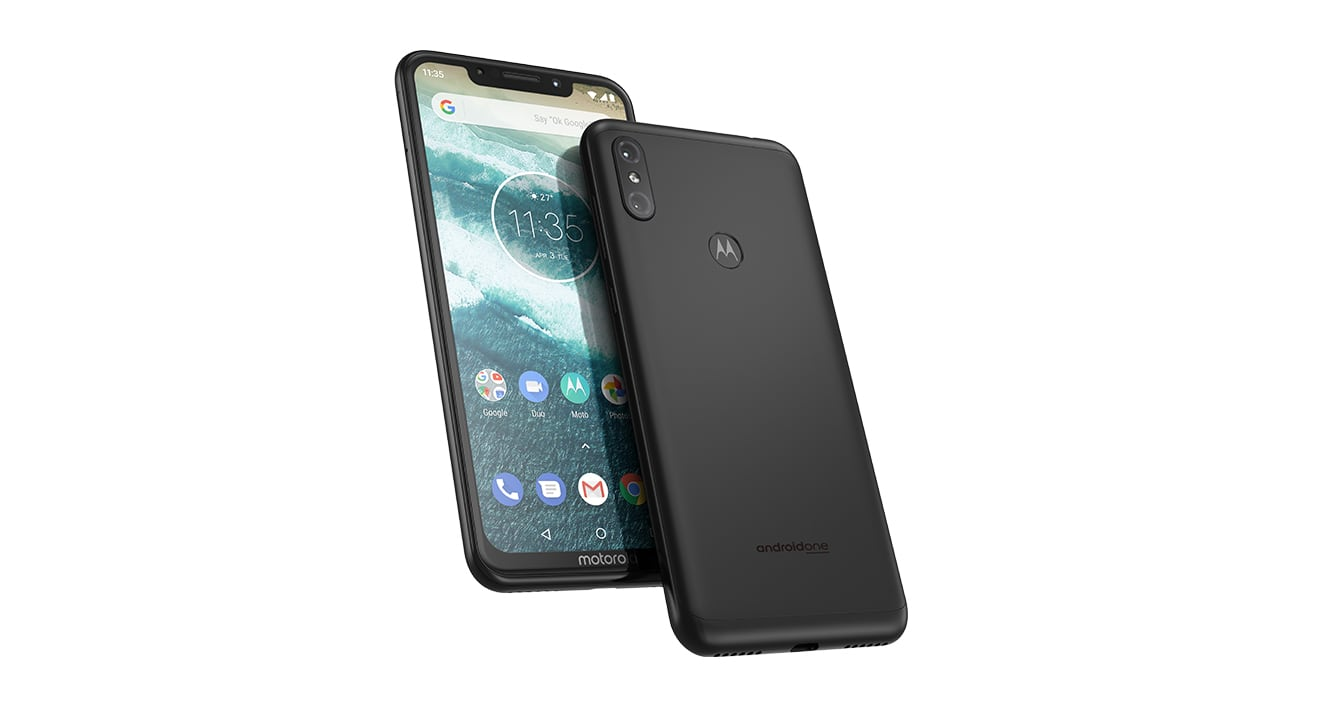 Motorola Announces Two Android One Smartphones