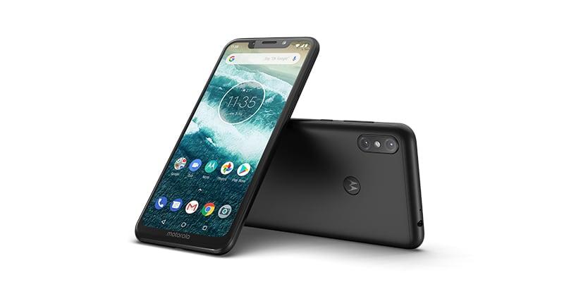 Motorola One Power Adnroid One Smartphone