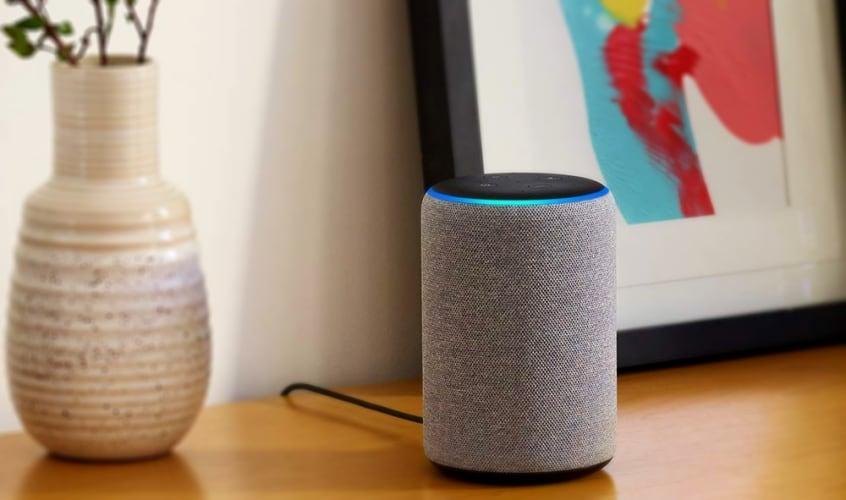 New Echo Plus 2nd-generation Speaker