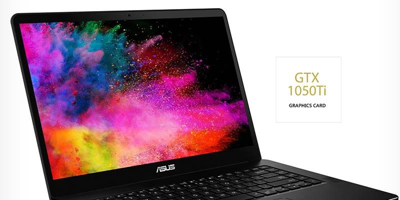 ASUS ZenBook Pro UX550VE Deal