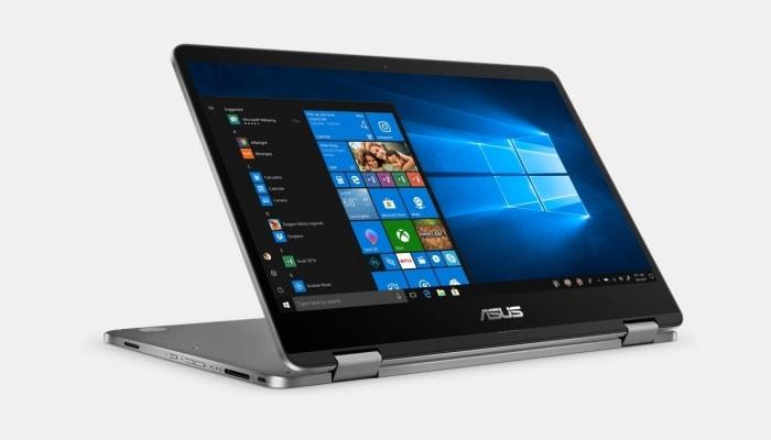 ASUS VivoBook Flip TP401MA-US22T