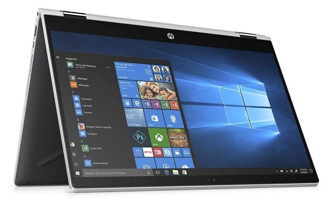 HP Pavilion X360 2 in 1 Laptop