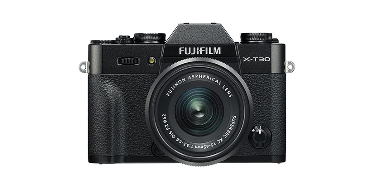 Fujifilm X-T30 Mirrorless Camera