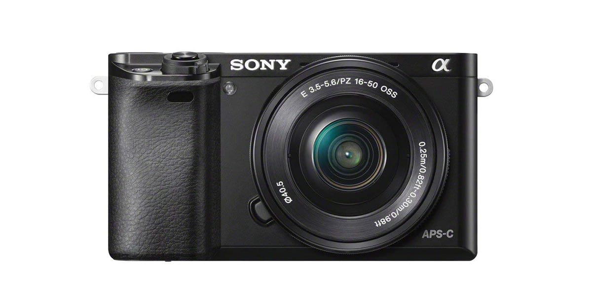 Sony Alpha a6000 Mirrorless Camera for Beginners