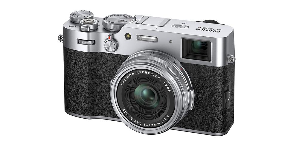 Fujifilm X100V Camera Silver