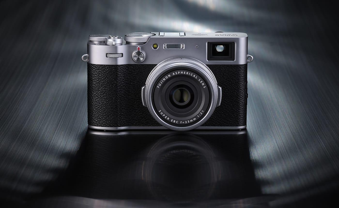 Fujifilm X100V Overview