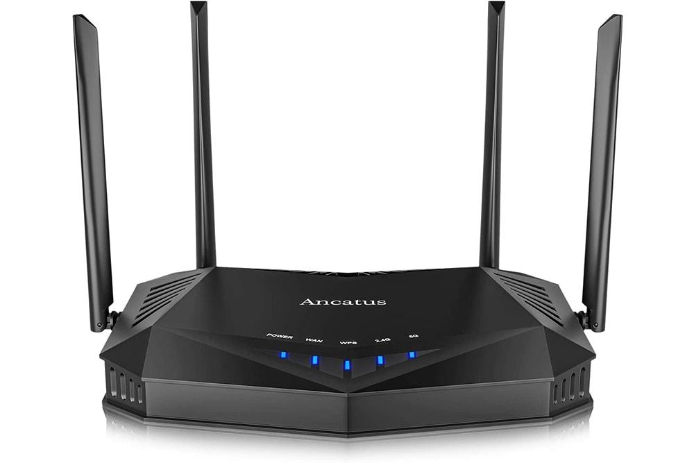 Ancatus-WiFi 6 Router AX1800